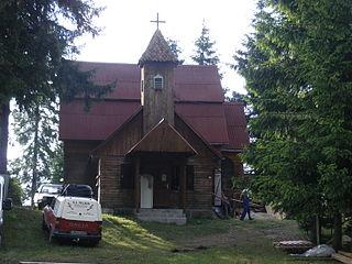 Sântimbru, Harghita Commune in Harghita, Romania