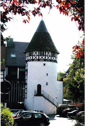 Ebingen - Image: Bürgerturm