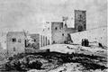 Bāb ad-Darkeh, Beirut. ca. 1830.png