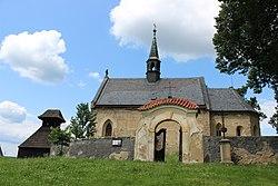 Běleč (Kladno District), kostel (3).jpg