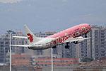 B-2642 - Air China - Boeing 737-89L - Pink Peony Livery - CKG (9711255658).jpg