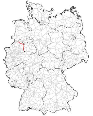 Verlauf der B 475