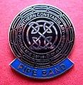BADGE - Scotland - Northern Constabulary Pipe Band uniform lapel badge chrome (15085043368).jpg
