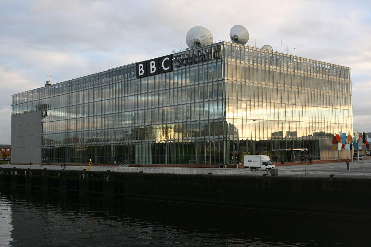 bbc pacific quay wikipedia