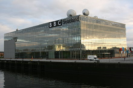 BBC Scotland HQ, Pacific Quay, Glasgow BBC Scotland.jpg