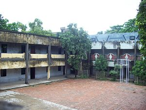 Bidhannagar Government High School - Image: BNGHS from inside