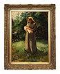Baarlo Girl by Albert Neuhuys Limburgs Museum G10819.jpg