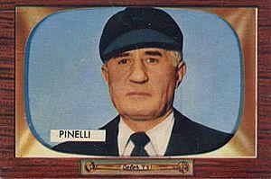 Babe Pinelli - Image: Babe Pinelli