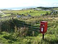 Back of Keppoch, postbox № PH39 77 and view - geograph.org.uk - 916162.jpg