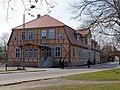 Bad Doberan Kloster Amtsgbäude 2015-04-05.jpg