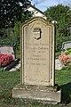 Bad Rappenau - Bonfeld - Friedhof - Grabmal Hans von Gemmingen-Guttenberg.JPG