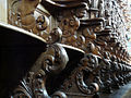 Bad Schussenried Kloster Schussenried choir stall 126.JPG