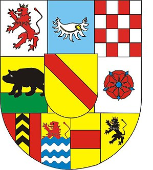 Circle of Swabia - Image: Baden Durlach