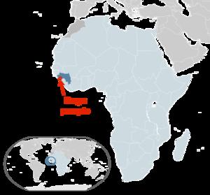 Baga people - Image: Baga people Guinea Africa
