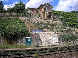 BahnhofNordheim