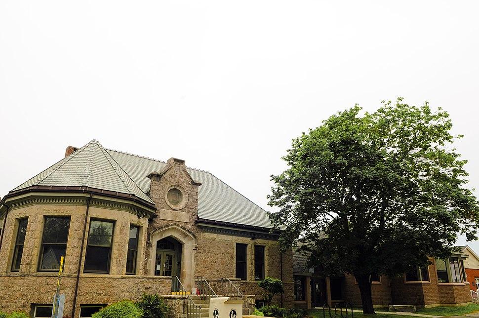 Bailey Public Library, June, 2015