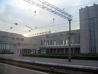 Town in Novosibirsk Oblast, Russia
