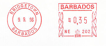 Barbados stamp type B7.jpg