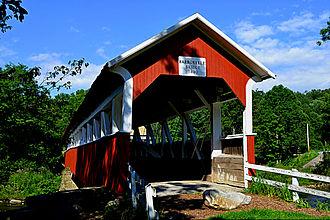 Barronvale Bridge - Barronvale Bridge