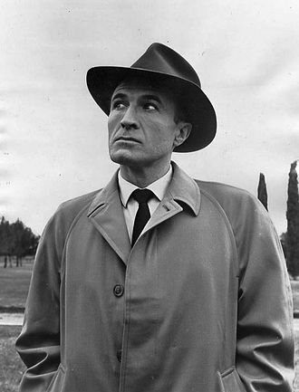 The Fugitive (TV series) - Barry Morse as Gerard in the pilot episode, 1963.