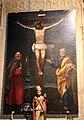 Bartolomeo Cesi, Crocifissione tra i santi Pietro e Matteo, 01.JPG