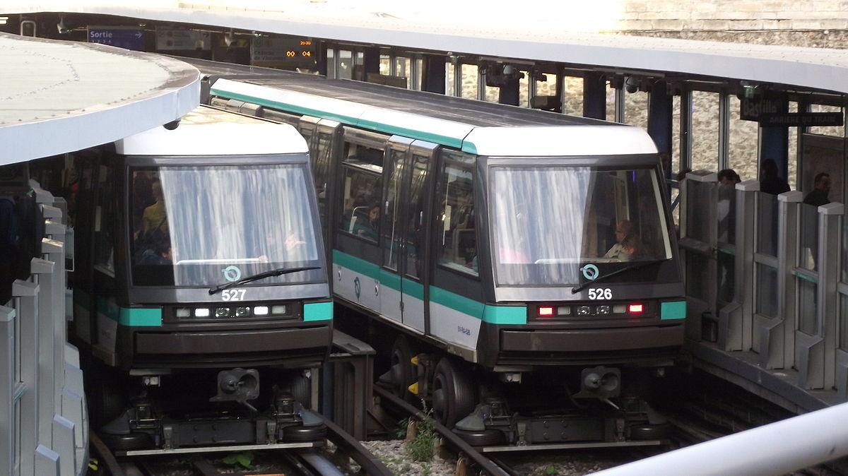 L 237 Nea 1 Del Metro De Par 237 S Wikipedia La Enciclopedia Libre