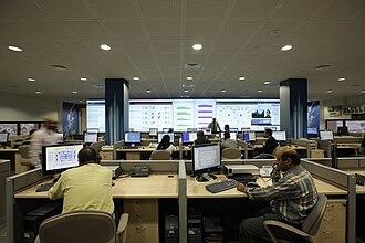 Batelco - Batelco Network Operations Centre.