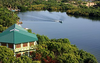 Batticaloa Lagoon - Palameenmadu, Batticaloa lagoon