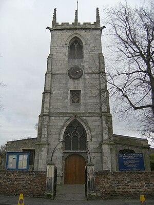 Bawtry - St Nicholas's Church