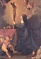 Beata Serafina in preghiera (Gian Andrea Lazzarini).jpg