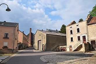 Beaufort, Luxembourg - Image: Beaufort, Luxembourg, town centre