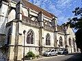 Beauvais (60), église Notre-Dame de Marissel, vue rapprochée depuis le sud-ouest 4.jpg
