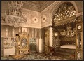 Bedchamber of the late Bey of Tunis, Kasr-el-Said, Tunisia-LCCN2001699372.tif