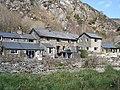 Beddgelert - cottages - geograph.org.uk - 1175913.jpg