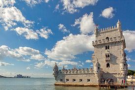 リスボンのジェロニモス修道院とベレンの塔の画像 p1_2