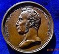 Belgium & Netherlands 1815 Unification Medal, obverse.jpg
