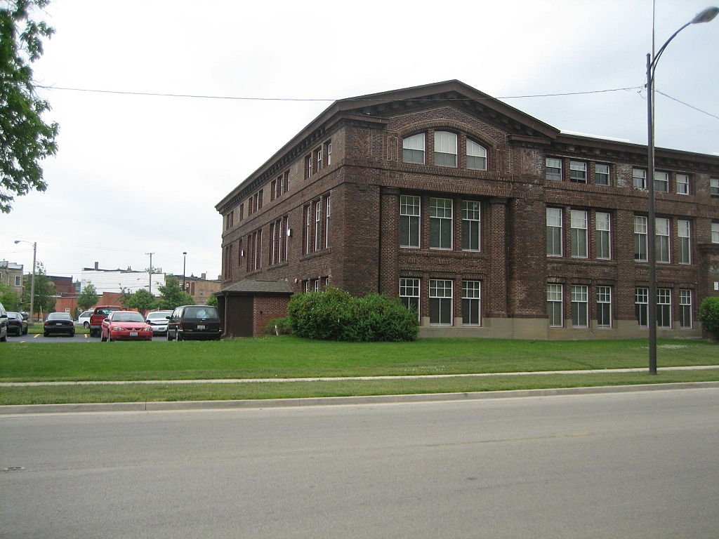 Belvidere (IL) United States  City pictures : Belvidere, Illinois, United States,Old Belvidere High School. National ...