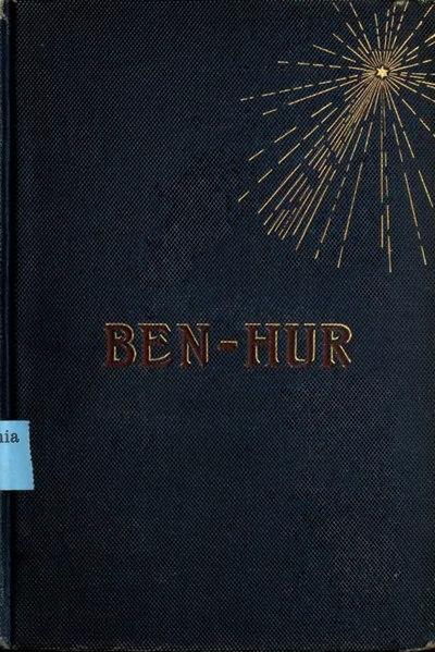 File:Ben-Hur a tale of the Christ.djvu