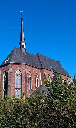 Niederfeld in Grefrath