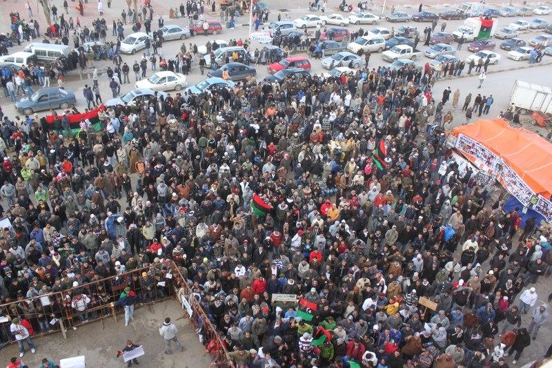 Benghazi - Flickr - Al Jazeera English (1)