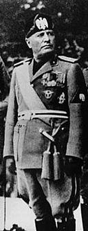 Benito Mussolini: Alter & Geburtstag