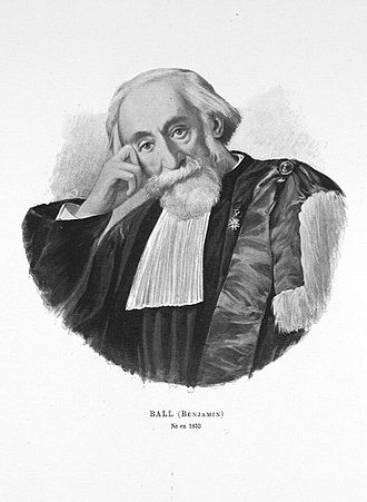 Benjamin Ball (physician) - Benjamin Ball