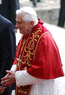 Benedicto XVI en Brasil, 2007