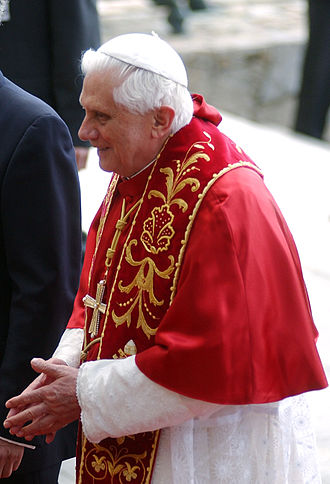 "Caritas in veritate - Benedict XVI: ""Charity in Truth, to which Jesus Christ bore witness by his earthly life and especially by his death and resurrection, is the principal driving force behind the authentic development of every person and of all humanity.""—first sentence of Caritas in veritate"