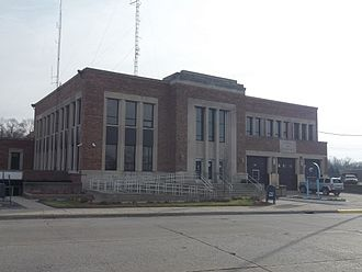 Benton Harbor, Michigan - Benton Harbor City Hall