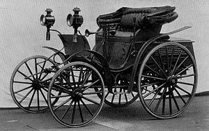 Benz Viktoria - Benz Viktoria