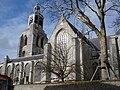 Bergen op Zoom Gertrudiskerk sideview.JPG
