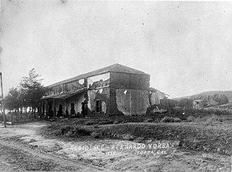 Yorba Hacienda - Yorba Hacienda, 1926