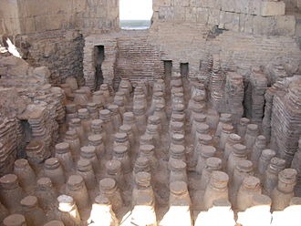 Beit She'an - Roman baths