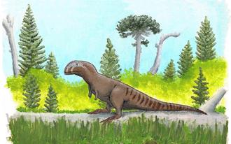 1932 in paleontology - Betasuchus